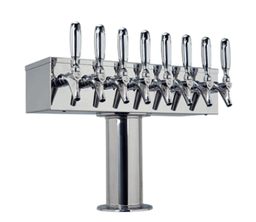 Picture of a Beer Tap Tower