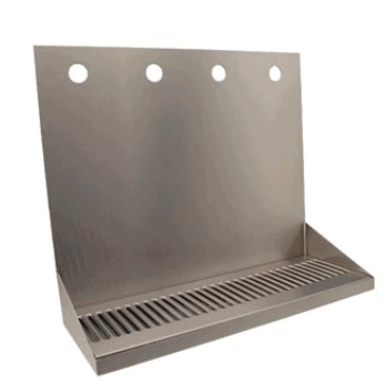 Picture of a Wall Mount Drip Tray